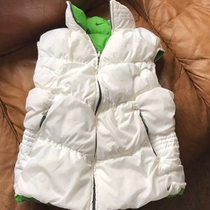 Nike reversible down vest youth XL (16-18)